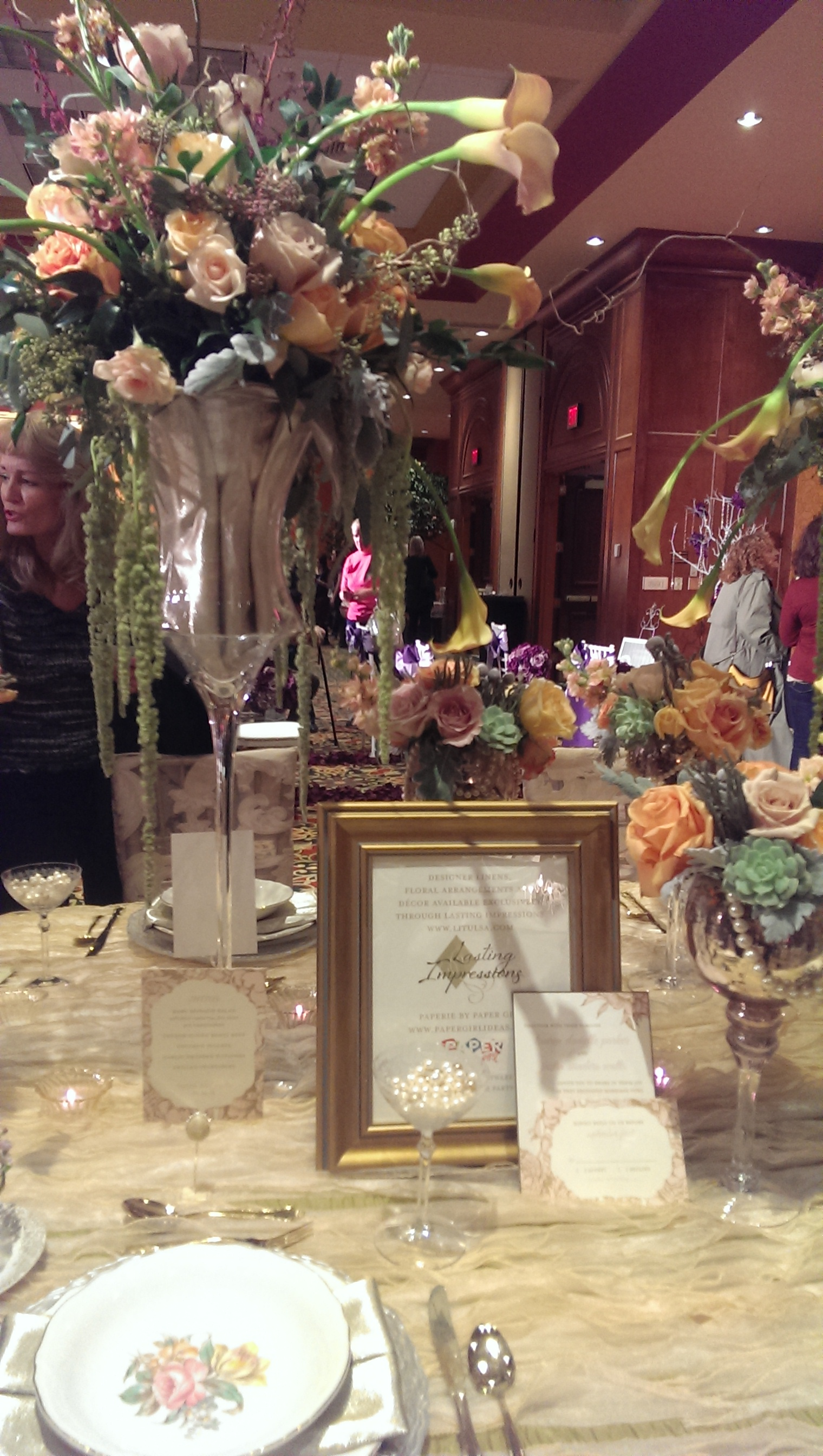 Making the Most of the Tulsa Wedding Show 2014