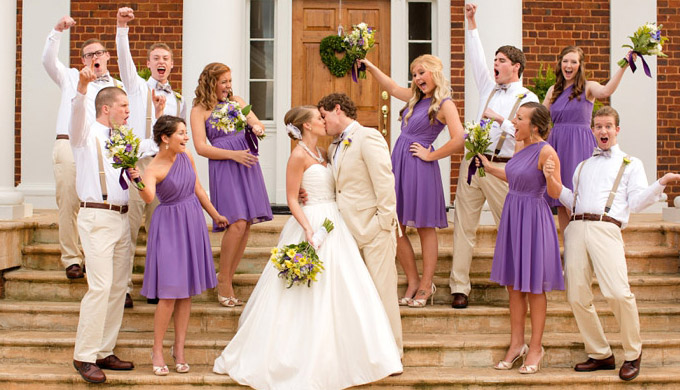 Don't Lose Friends, Hire a Wedding Planner!