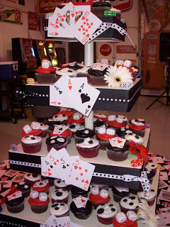 Surprise Party: Vegas Theme